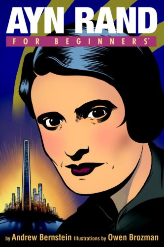 Ayn Rand For Beginners (For Beginners (Steerforth Press))