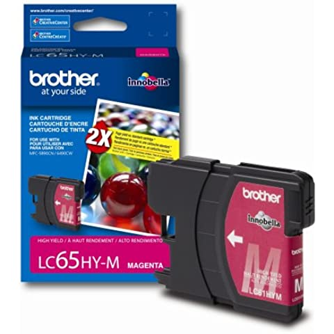 Brother High Yield Magenta Ink