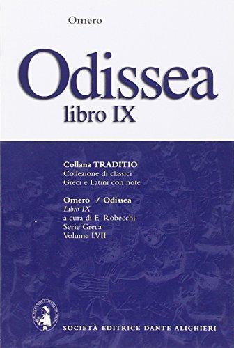 Odissea. Libro 9
