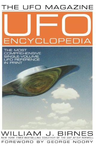 The UFO Magazine UFO Encyclopedia: The Most Compreshensive Single-Volume UFO Reference in Print por William J. Birnes