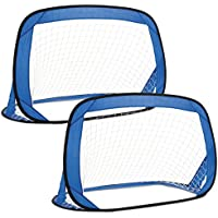 Toyrific Kids Pop-Up Football Goals - Set of 2