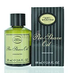 2 oz : The Art Of Shaving Unscented Pre-shave Oil For Men