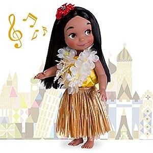 it's a small world Hawaii Doll - 16'' by Disney (English Manual)