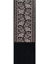 H.A.D. Bandana Fleece, schwarz/allover