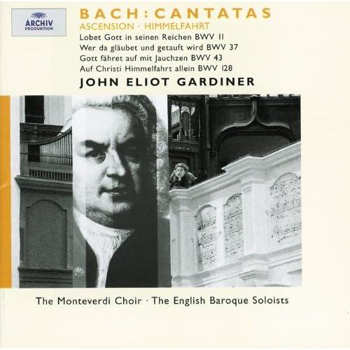 """J.S. Bach: Cantata """"Gott fähret auf mit Jauchzen"""" BWV 43 / Part 1 - 5. Aria: """"Mein Jesus hat nunmehr das Heilandwerk vollendet"""""""