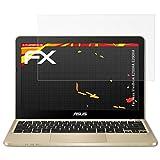 atFolix Folie für ASUS VivoBook E200HA (E200HA) Displayschutzfolie - 2 x FX-Antireflex-HD hochauflösende entspiegelnde Schutzfolie
