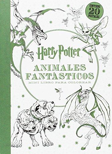 Harry Potter. Animales Fantásticos. Mini Libro Para
