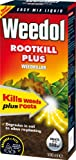 Scotts Miracle-Gro Weedol Rootkill Plus Weedkiller Liquid Concentrate, 500 ml