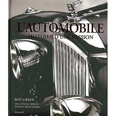 AUTOMOBILE - HISTOIRE D'UNE
