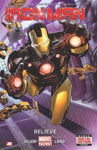 Iron Man Prem HC Believe 01 (Marvel Now)