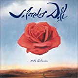 Salvador Dali 2004 12-month Wall Calendar