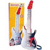 Bontempi GR5401/N - 6 String Toy Rock Guitar (Silver)