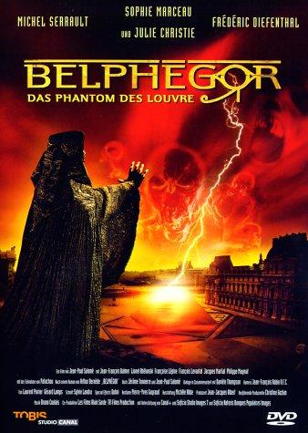 Bild von Belphégor - Das Phantom des Louvre