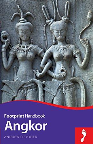 Angkor Wat: Footprint Focus Guide (Footprint Handbook) por Andrew Spooner