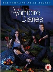 The Vampire Diaries - Season 3 (DVD + UV Copy) [2012]