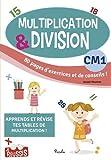 Multiplication et division CM1 - 9-10 ans
