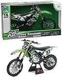 New Ray Les Modèles de Motocross utilisent Kawasaki KX450F TwoTwo * 04741 Chad Reed Pilote
