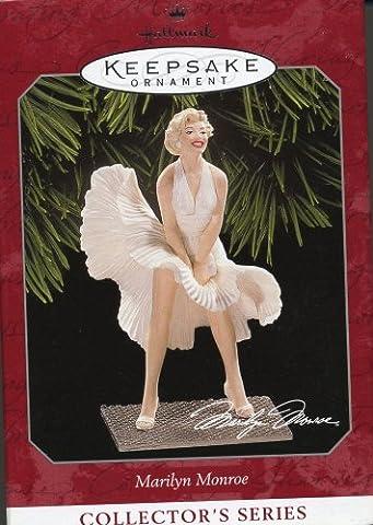 Hallmark Keepsake Ornament Marilyn Monroe Collector's Series by Hallmark