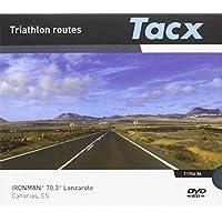 Tacx DVD Blu-Ray Film Ironman Triathlon Lanzarote Spanien