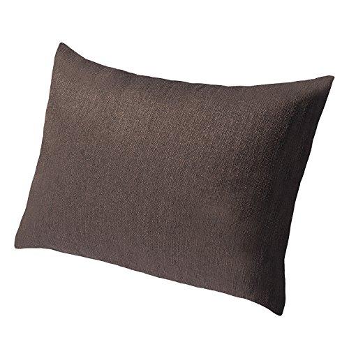 Extra großes Sofakissen von Salosan®. Lounge- und Rückenkissen, Kopfkissen, Dekokissen. Größe ca. 60x80 cm. Farbe: (Braun)
