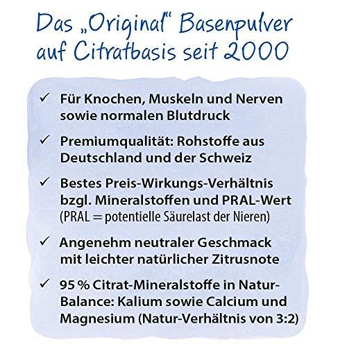 Dr. Jacobs Medical GmbH Basenpulver 300 g - 4