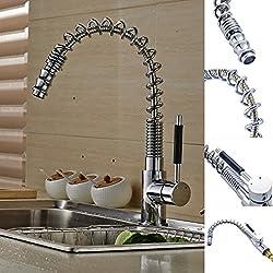 Jahre Garantie Mischbatterie Herausziehbar Küchearmatur Armatur Wasserhahn für Waschbecken Küche Spüle