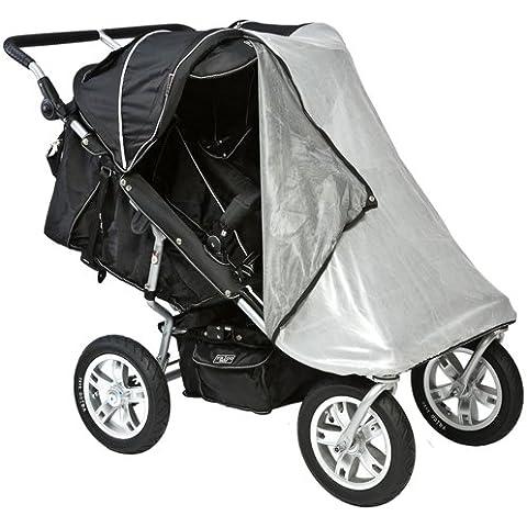 Twin Tri Mode Stroller Sunshade