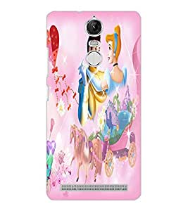 LENOVO K5 NOTE COUPLE Back Cover by PRINTSWAG