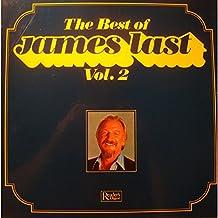 JAMES LAST the best of vol.2 - 9LP's Reader's digest RARE NM++