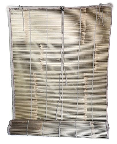 check MRP of bamboo curtains roll up GUNEE