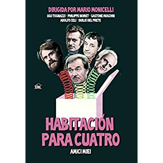 Amici Miei (HABITACIÓN PARA CUATRO, Spain Import, see details for languages)