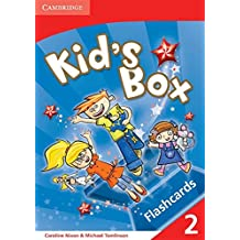 Kid's Box 2 Flashcards (pack of 101): Level 2 - 9780521688123