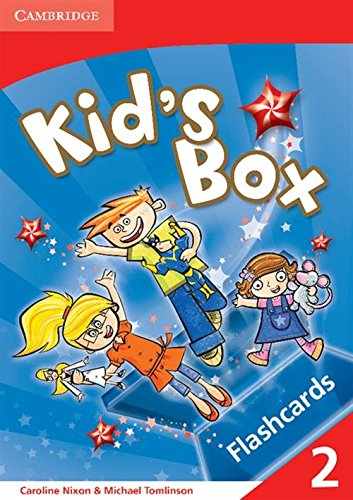 Kid's Box 2 Flashcards (pack of 101): Level 2
