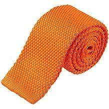 cravate tricot Homme, Moonuy Mode qualité homme Skinny tissé cravate tricot  Slim Fit cravate cou 5442ae3ae34
