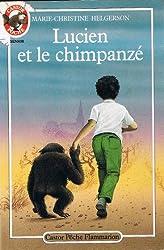 Lucien et le chimpanzé