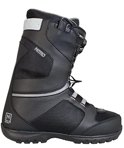 Nitro snowboards 14 snowboard boot unisexe nomad tLS 44 Noir - noir