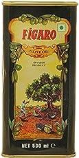 Figaro Aceite De Oliva Tin, 500ml