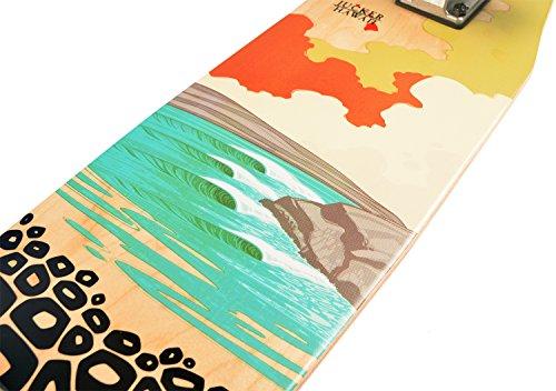 JUCKER HAWAII Woody-Board PONO KICK -