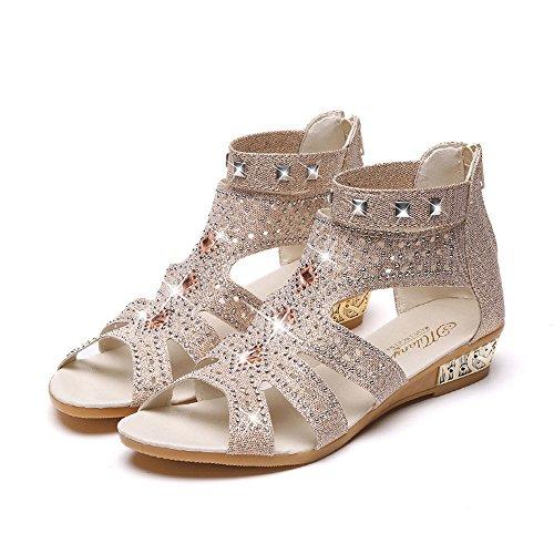 Sandalias de Vestir Mujer