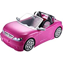 voiture barbie rose. Black Bedroom Furniture Sets. Home Design Ideas