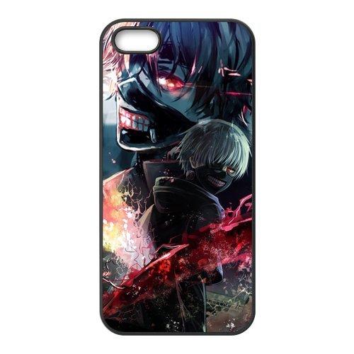 Housse Coque pour iPhone 5S, Tokyo Ghoul Designs Back Case Cover For Apple iPhone 55S, Apple iPhone 55shülle Étui Coque Case Cover