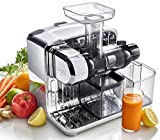 #7: Omega Juice Cube and Nutrition System - Silver