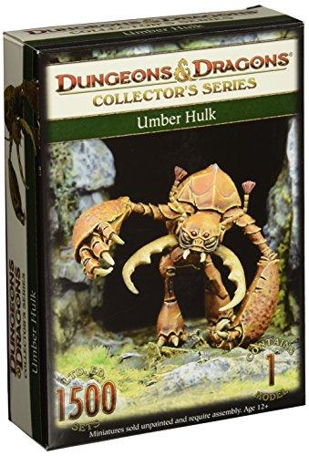 Gale Force Nine GF971017 - Brettspiele, Dungeons und Dragons, Umber Hulk, 1 Figur