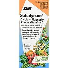 Salus Saludynam Calcio y Magnesio - 250 ml