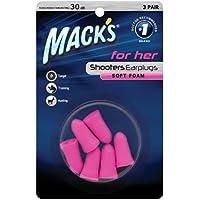 Mack 's Shooters für Sie Schaumstoff (3-Paar) Blister Pack 2 preisvergleich bei billige-tabletten.eu