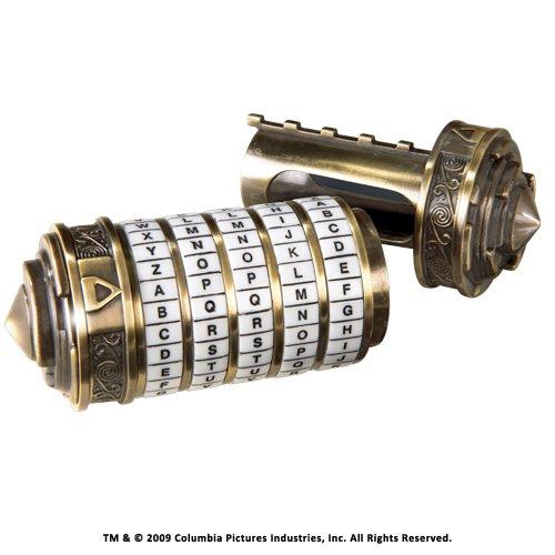 The Noble CollectionMini Cryptex - Da Vinci Collection
