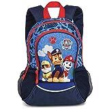 Kinderrucksack Fabrizio Paw Patrol Chase Blau 20562-5000 Rucksack für Jungen