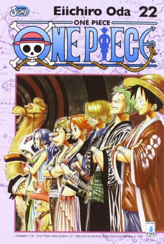 One piece. New edition: 22