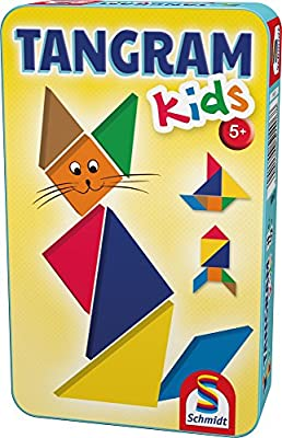 Schmidt–51406–Tangram Kids