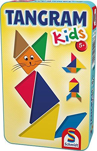 """Schmidt Spiele 51406 """"Tangram - Children Learning Game"""